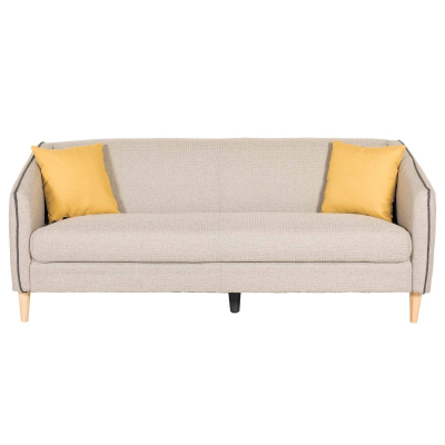 Calvin Light Gray Sofa